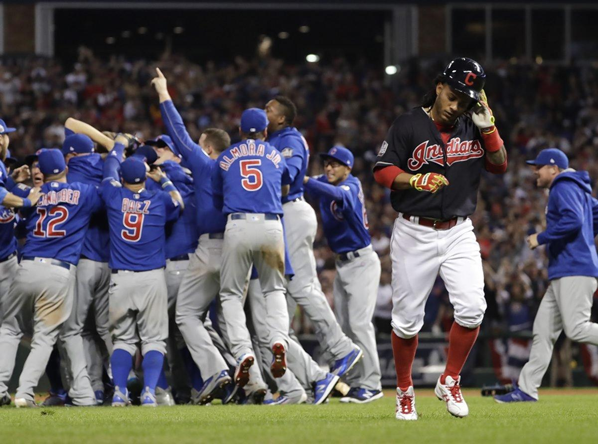 cubs indians series baseball game chicago win cleveland history sports won major league territory foul collapses biggest epic ws al