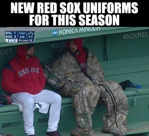 Meme-O-Random: Boston Red Sox Uniforms » Foul Territory ...