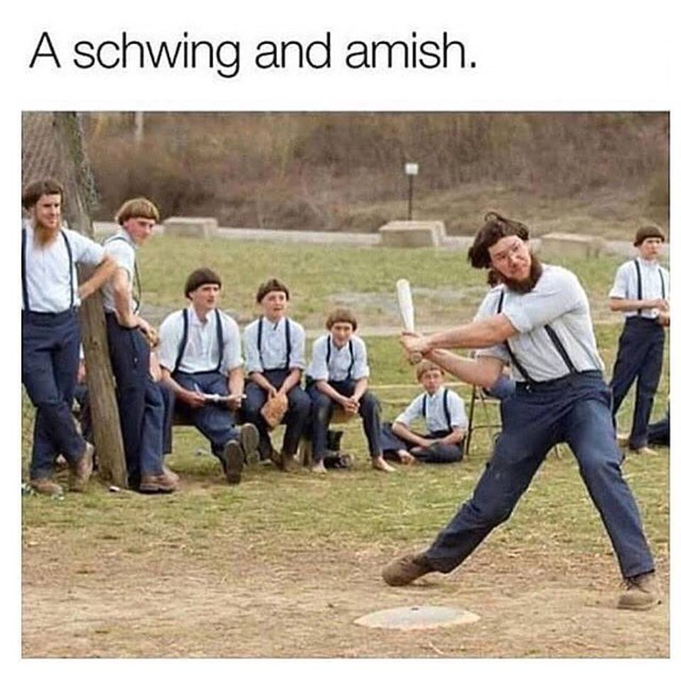Meme-O-Random: Everybody Loves Baseball » Foul Territory