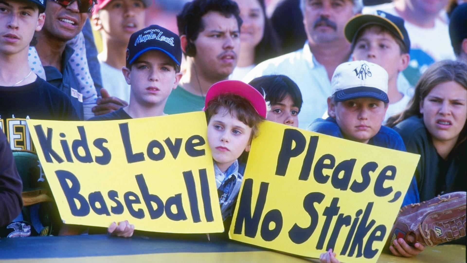Mlb-strike